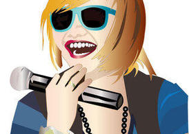 Girl Vector - Charice pempengco new look