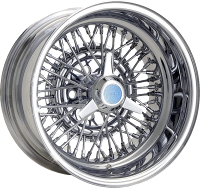 Tru-spoke wire wheel PSD