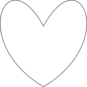 heart outline
