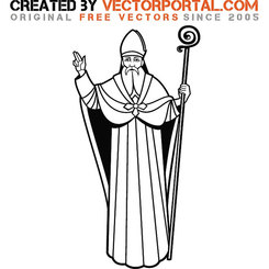 SAINT NICHOLAS VECTOR GRAPHICS.eps