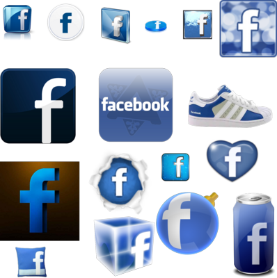 (Facebook Icons Pack))