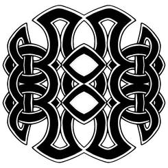 CELTIC KNOT FREE VECTOR IMAGE.eps