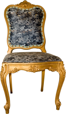 Chinese Victorian Chair PSD