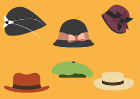 Roaring 20s Hat collection