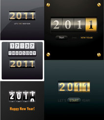 Vector 2011 Scrolling Marquee