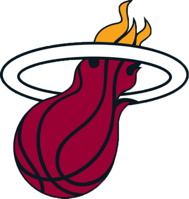 Miami Heat 2013-14 Logo PSD