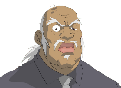 Uncle Ruckus PSD