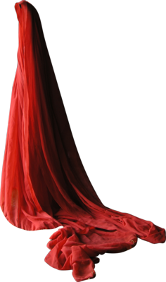 Red Drape PSD