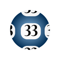 33 Lotto Ball