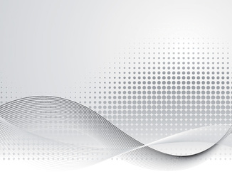 Grey Corporate Business Technology Background (Free)