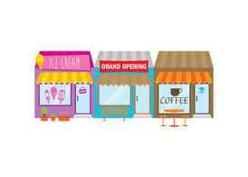 Grand Opening Store Sign