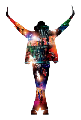 Michael Jackson's This Is IT PSD