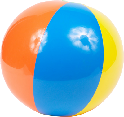 Beach Ball PSD