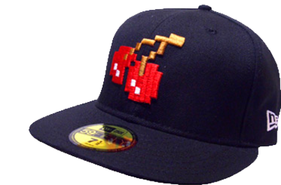 Cherry New Era Fitted PSD