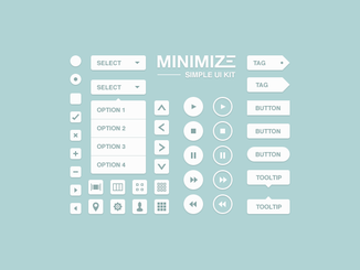 Minimize UI Kit
