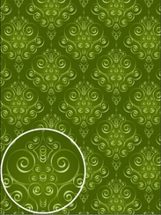 5Green fruits and vegetables background vector01