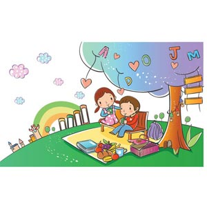 Picnic In The Park, Free