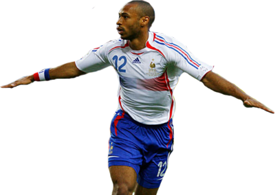 Thierry Henry PSD