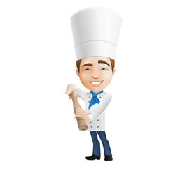 Cook Vector Character