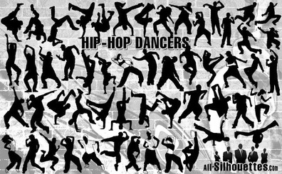49 Hiphop dancers