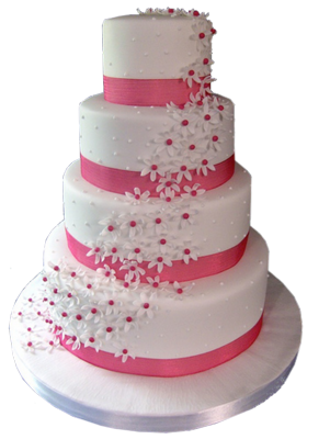 Wedding Cake PSD
