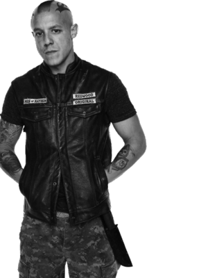 Juice (Sons Of Anarchy) PSD