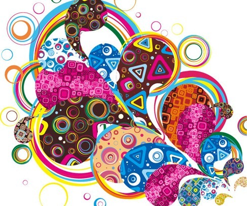 Colorful Design Abstract
