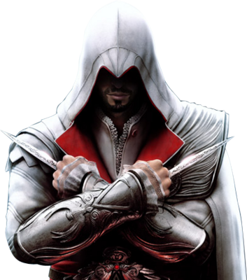 Free Assassins Creed Brotherhood Psd Vector Graphic Vectorhq Com