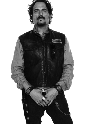Tig Trager (Sons Of Anarchy) PSD
