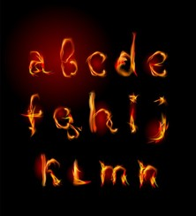 Flame English Letters 02