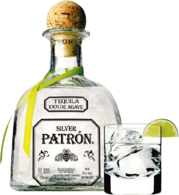 Patron and Lime PSD