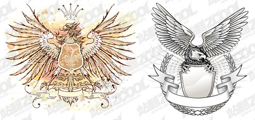 2 Continental Eagle pattern