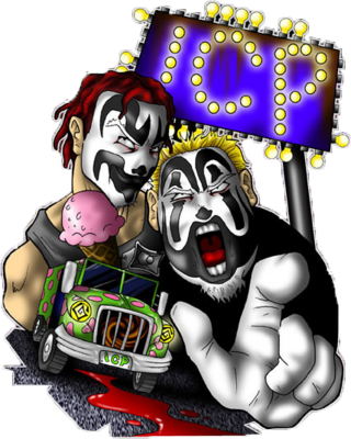 Insane Clown Posse PSD