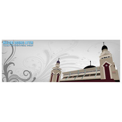 MOSQUE VECTOR IMAGE.eps