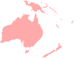 Oceanian continent