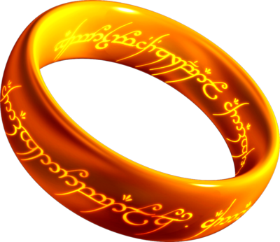 Lord Of The Rings PSD