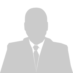 Generic Profile Image Placeholder - Suit