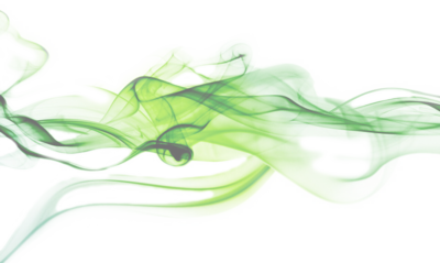 lime green smoke PSD