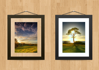 Picture Frames (PSD)