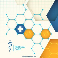 Free abstract medical