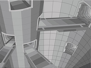 3D-Style Building Material