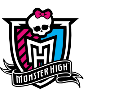 monster high logo PSD
