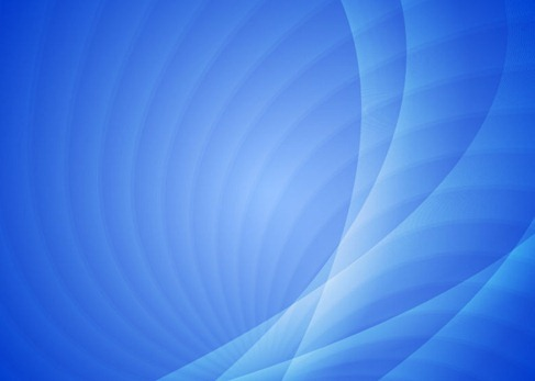 Blue Design Abstract