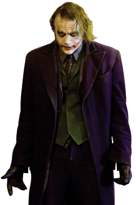 The Joker PSD