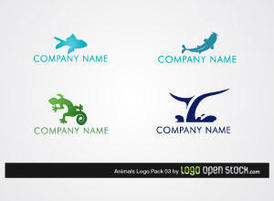 Animal Logo Pack 03