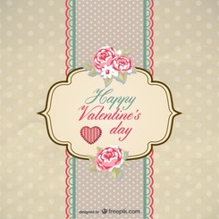 old fashioned valentine cards