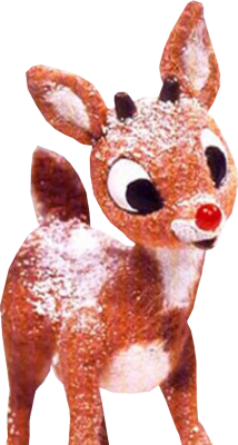 Rudolph The Red Nosed Reindeer PSD