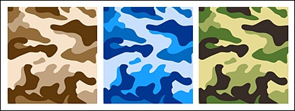Vector camouflage material