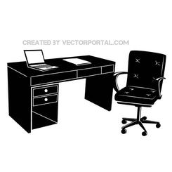 OFFICE FURNITURE VECTOR.ai