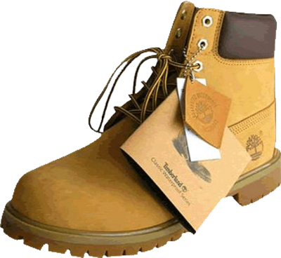 Timberland, Boot, Tan PSD